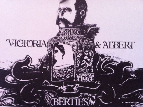 Victoria and Albert (Bertie's) in Sixties Melbourne.