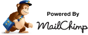 Powered by MailChimp