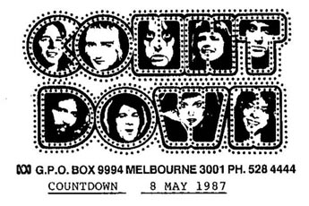 Countdown GPO Box Melbourne