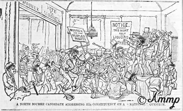 Thomas Mooney Cartoon
