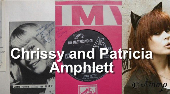Chrissy and Patricia Amphlett Featured
