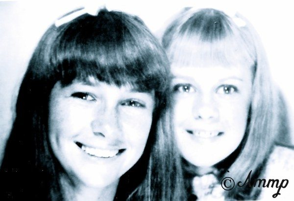 Patricia and Robyn 1966