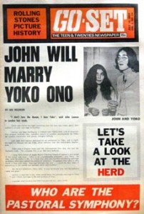 Go-Set John Will Marry Yoko Ono