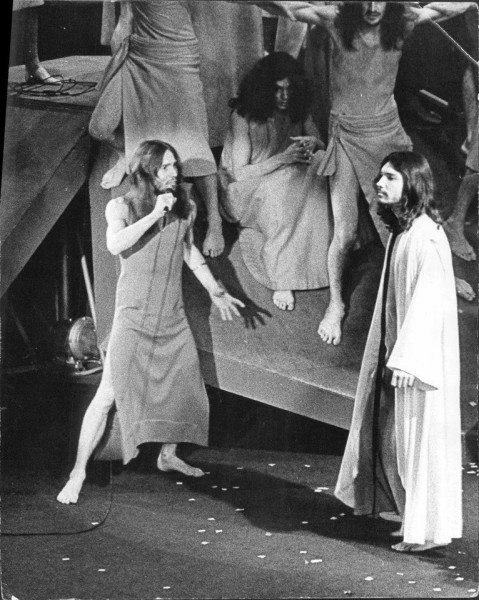 Stevie Wright in Jesus Christ Superstar as Simon Zealots stevehoffman dot tv