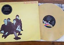 The Sunnyboys on yellow vinyl $325.