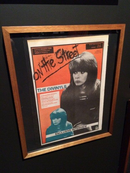 Chrissy Amphlett photographed by Tony Mott for On the Street.
