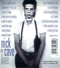The Carnival Is Over - Nick Cave