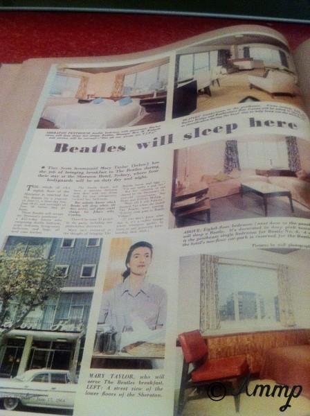 Beatles Slept Here
