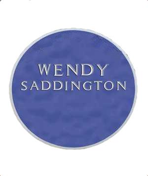 WendySaddington_blueplaque