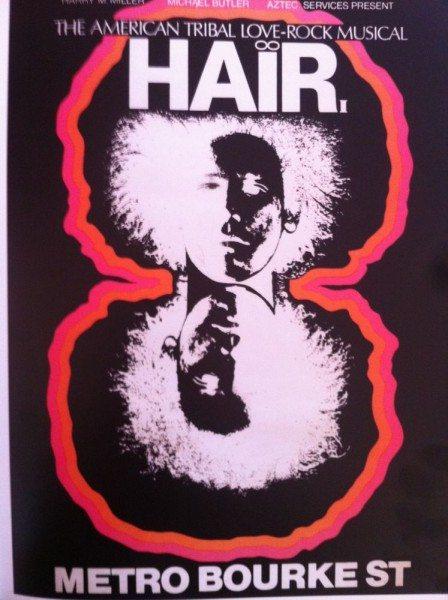 HAIR AT METRO