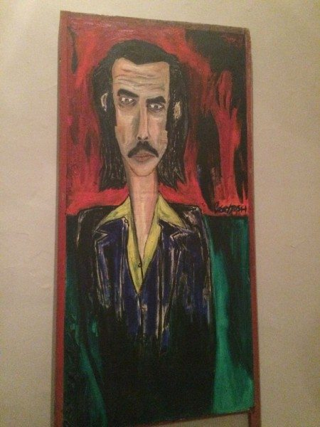 NICK CAVE BY CASEY TOSH