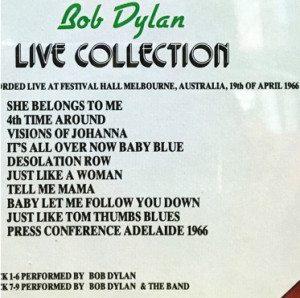 BOB DYLAN ETC