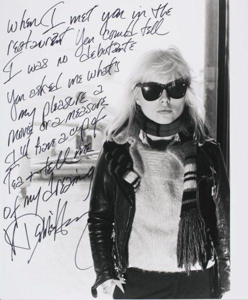 Debbie Harry Dreaming