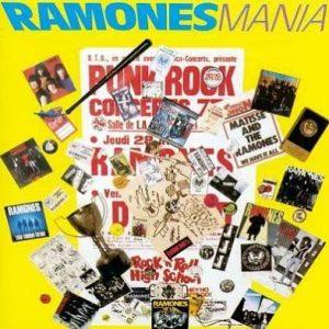 The Ramones - Ramones Mania