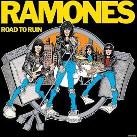 The Ramones - Roads To Ruin