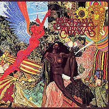 Santana Abraxas Album Cover