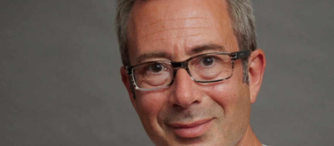 Ben Elton image from Penguin Australia by Johnny Rigg cropped