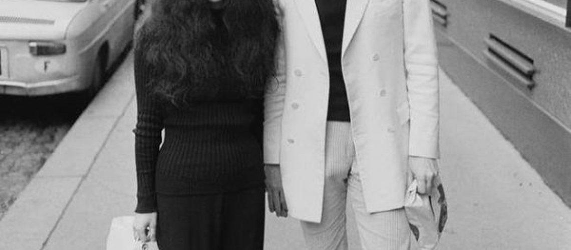 Yoko and John (Twitter)
