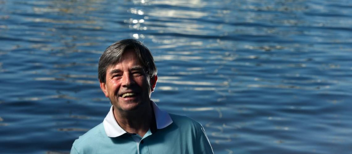 John Paul Young. Picture: Jonathan Carrol