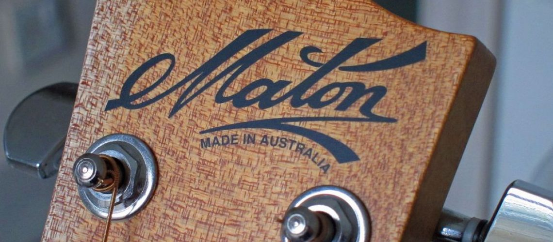 Maton Guitar logo By Chris Brown @ Wikimedia Commons