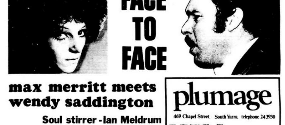 Max Merritt Go-Set August 7 1968