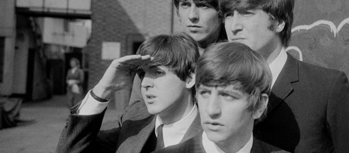 The Beatles by Astrid Kirchherr Twitter