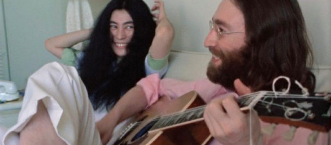 Twitter John and Yoko